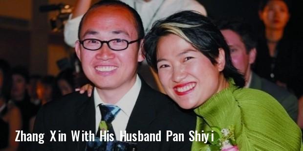 zhang xin and husband pan shiyi