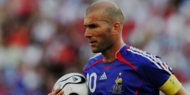 zinedine zidane football 2831