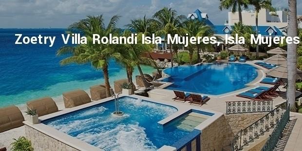 zotry villa rolandi isla mujeres, isla mujeres