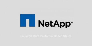 NetApp Story