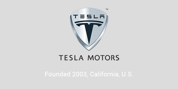 Tesla Motors Story Profile History Founder Ceo Famous Car - Car sign with namespaynos profile