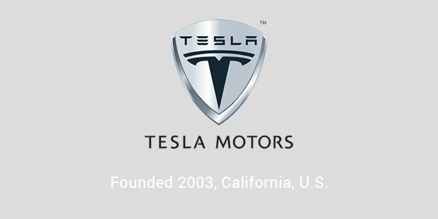 Tesla Motors Story - Profile, History, Founder, Ceo | Famous Car ...