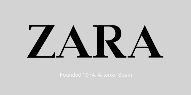 Zara Story Profile History Founder Products Stores