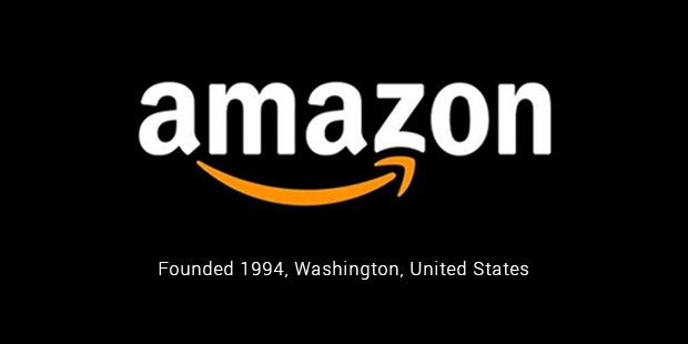 amazon profile history founder founded ceo e commerce