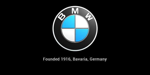 bmw companies