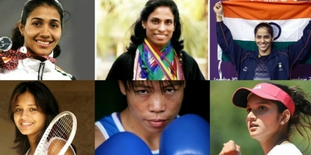20 Most Inspiring Women Sportsperson of All Time