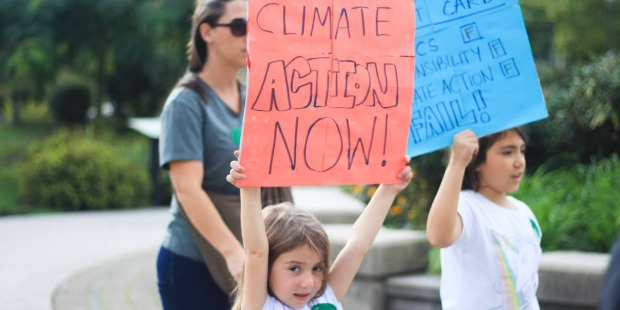 CLIMATE CRISIS: Global Youth Vs Global Leaders