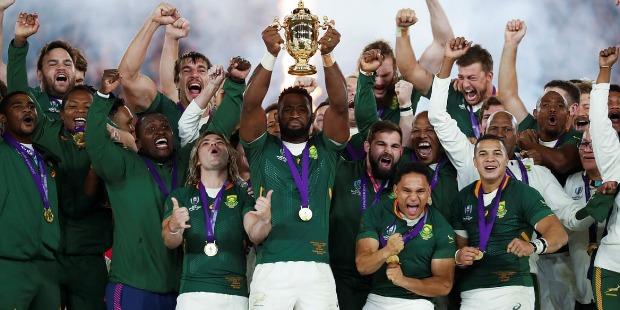South Africa: Rugby World Champions