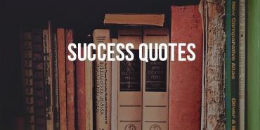 Success Quotes (Infographic)