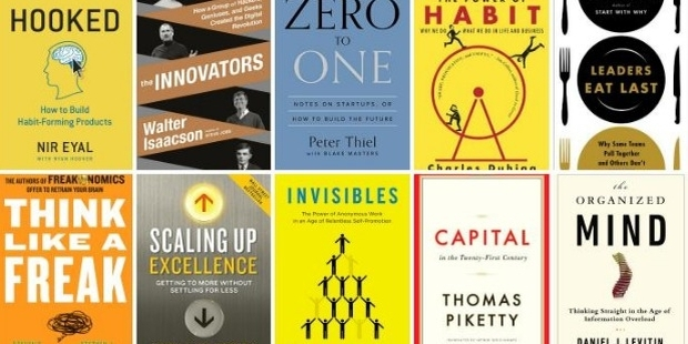 10 Must Read Business Books