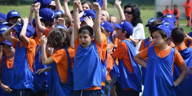 Benefits of Interactive Team Building Games for Kids
