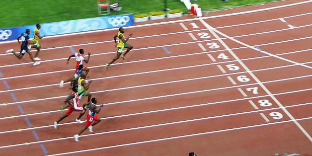 10 Fastest Men in the world
