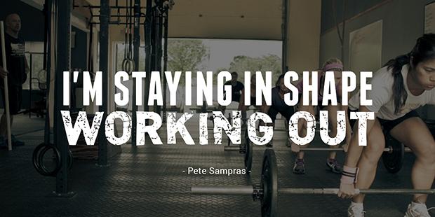 Determination Quotes Sports