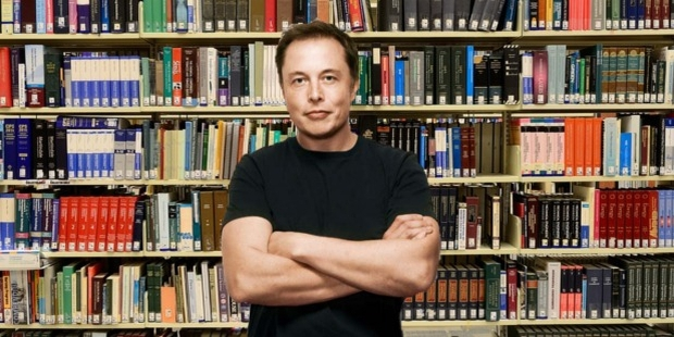 9 Books that Elon Musk Recommends Everyone