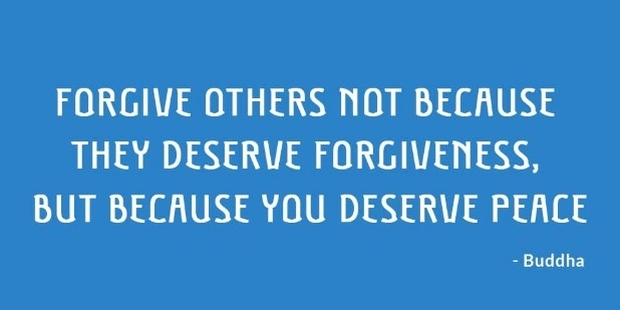 Buddha Forgiveness Quotes