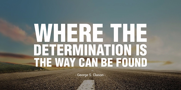 Inspirational Quotes on Determination
