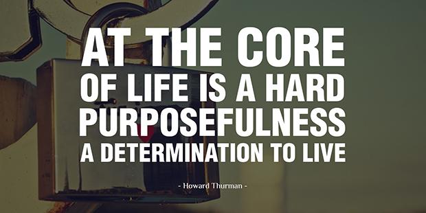 Life Determination Quotes