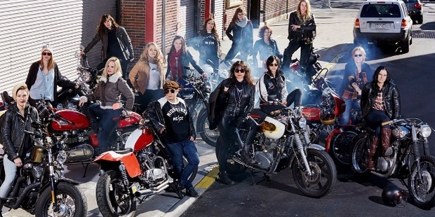 Female Biker Crews Fighting for Equality and Social Justice