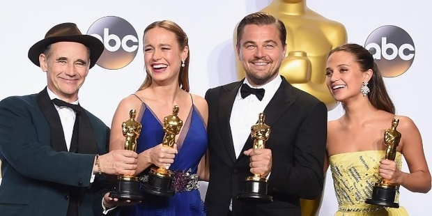 The Full List of Oscar 2016 Winners