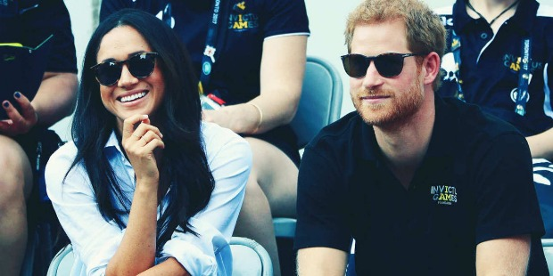 Prince Harry and Meghan Markle : The Royal Love Story