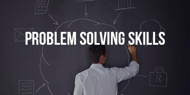 Top 6 Problem Solving Skills