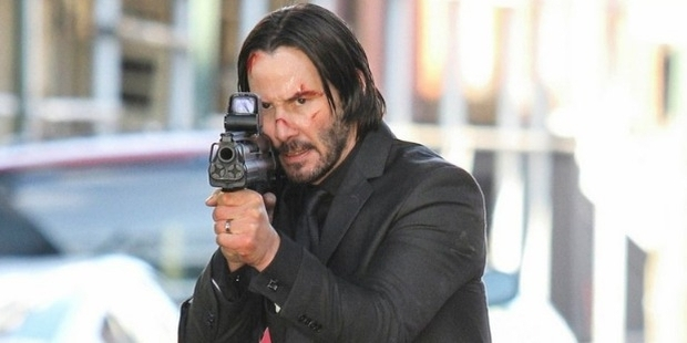 Keanu Reeves is a Real Life Action Hero!