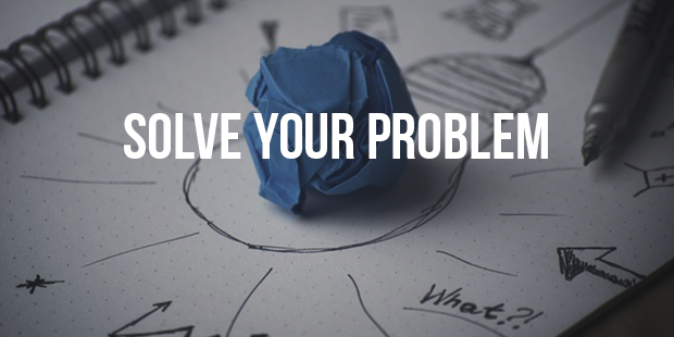 4 Steps To Solve Your Problems
