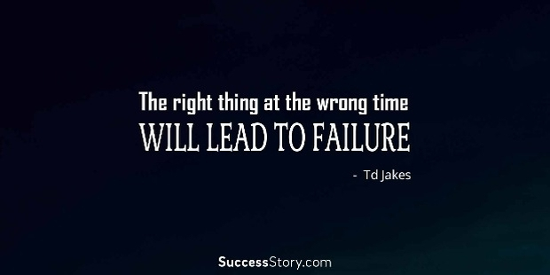 10 Amazing Quotes By Td Jakes Famous Quotes Successstory