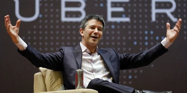Success Lessons from Uber Co-founder and CEO Travis Kalanick