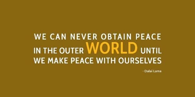 Dalai Lama Forgiveness & Peace Quotes