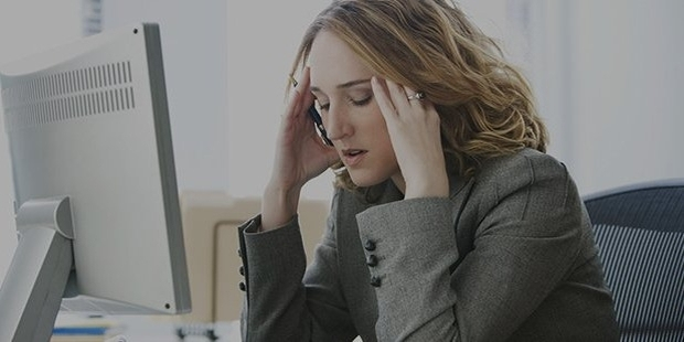 Work Stress Is Damaging - Get Rid Of It