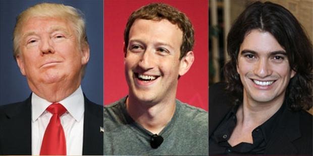 World's Billionaires of 2016