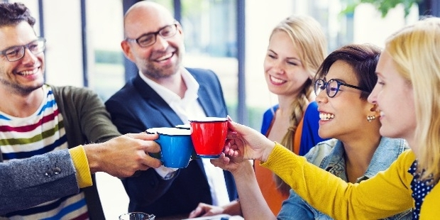 Friendship Factor: The Five Types of People You Need to Befriend In Your Workplace