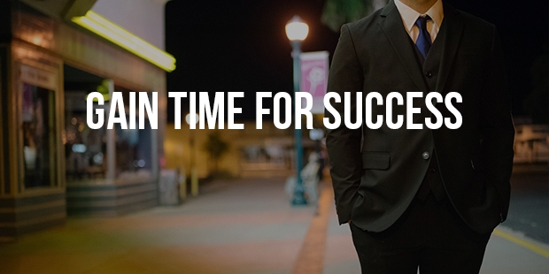 Top 6 Ways to Gain Time for Success