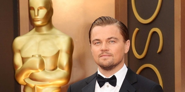 Leonardo DiCaprio Finally Bags an Oscar