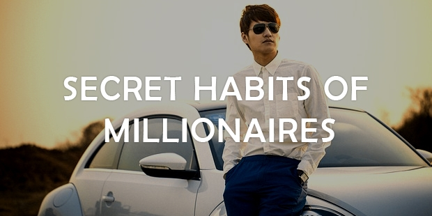 10 Secret Habits Of Millionaires You Didnt Know