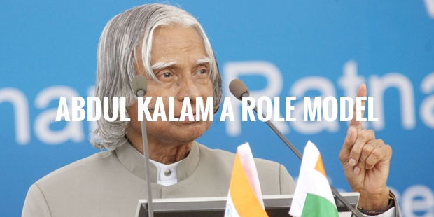 How Abdul Kalam Became A Role Model