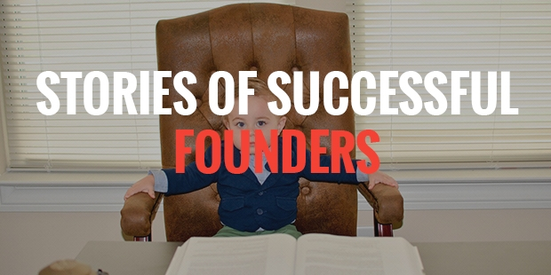 8 Amazing Founder Stories of Success