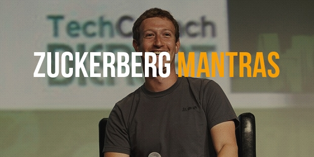 Top 10 Success Mantras of Zuckerberg for Young Starters