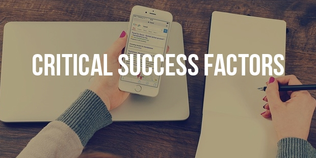 5 Critical Success Factors