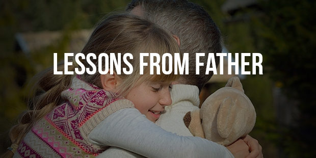 Lessons From Father to Daughter