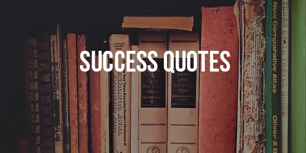 Success Quotes (Infographic)