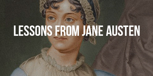 Life Lessons From Jane Austen Novels