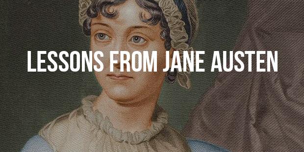 Life Lessons From Jane Austen Novels