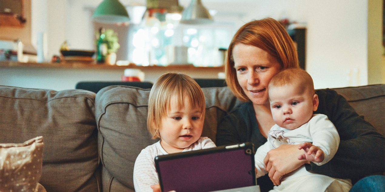 5 Work From Home Tips for Parents