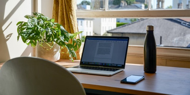 5 Ways to Relax While Working From Home