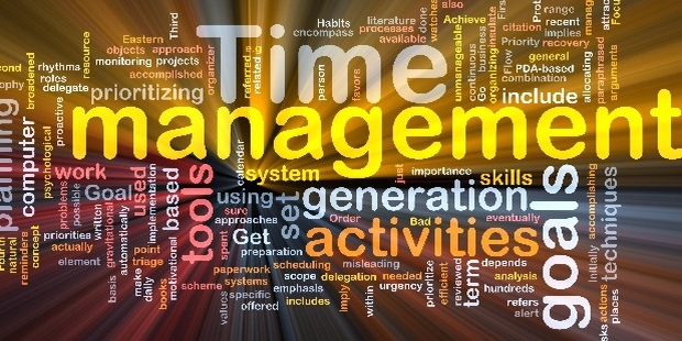 5 Stress Reducing Time Management Tips