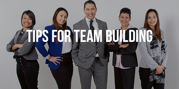 Tips for Team Building