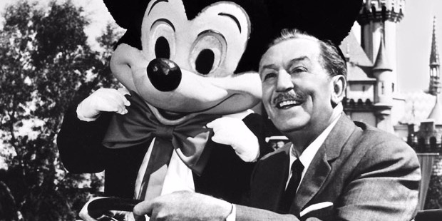Bring in the Magic: Inspirational Quotes from Walt Disney