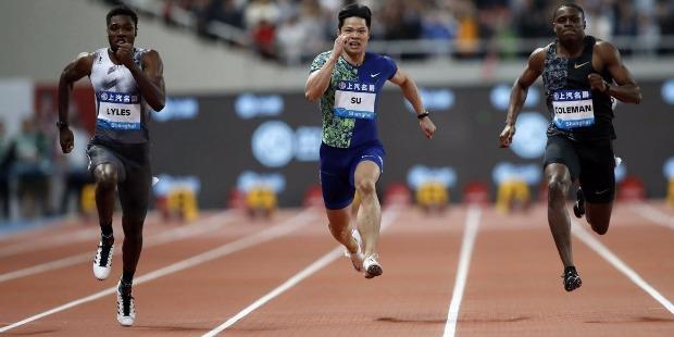 'TOP 5 Male Performances' at 2019 Diamond League Shanghai